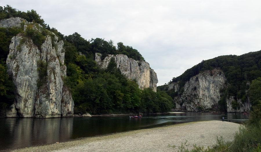 Donau-Durchbruch