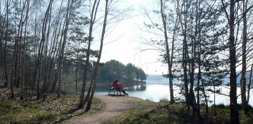 Erholung---Steinberger-See