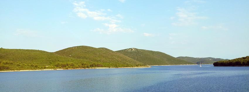 Inseln-Kornati