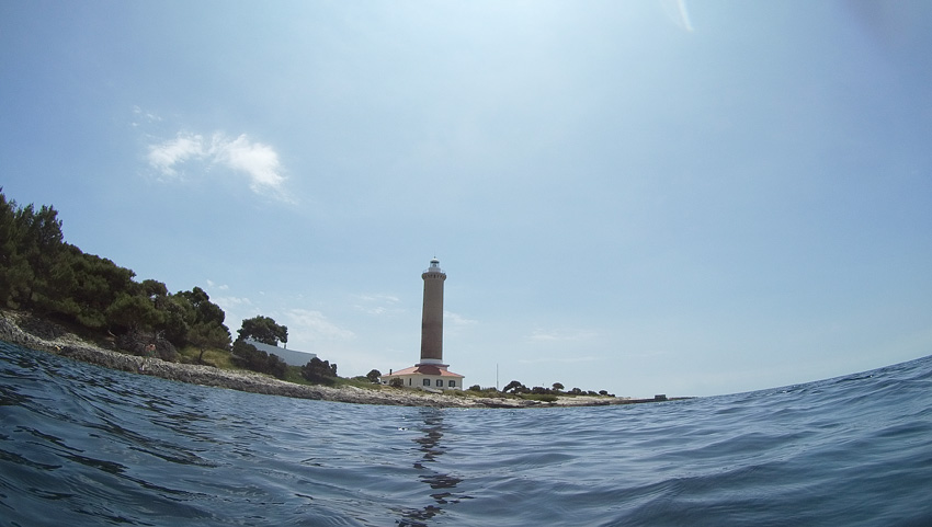 Leuchtturm Dugi Otok