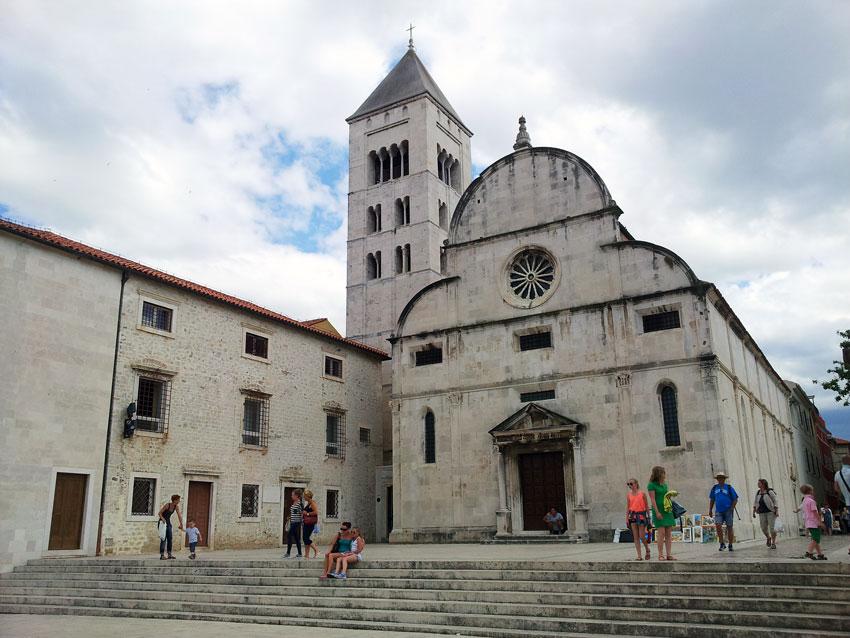 Zadar-Kirche