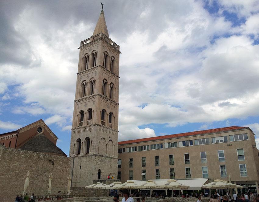 Zadar-Turm