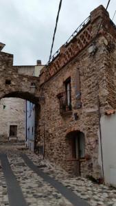 Posada, Sardinien - Altstadt