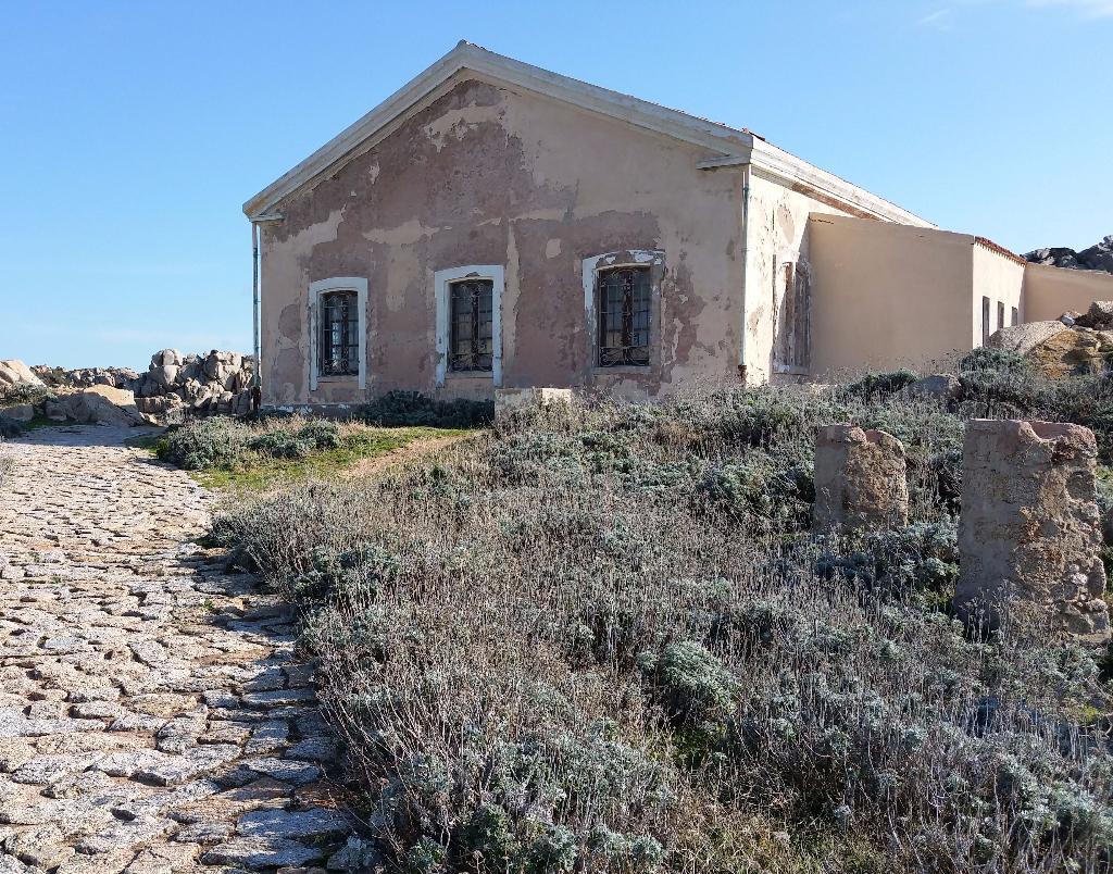 Capo Testa, Sardinien