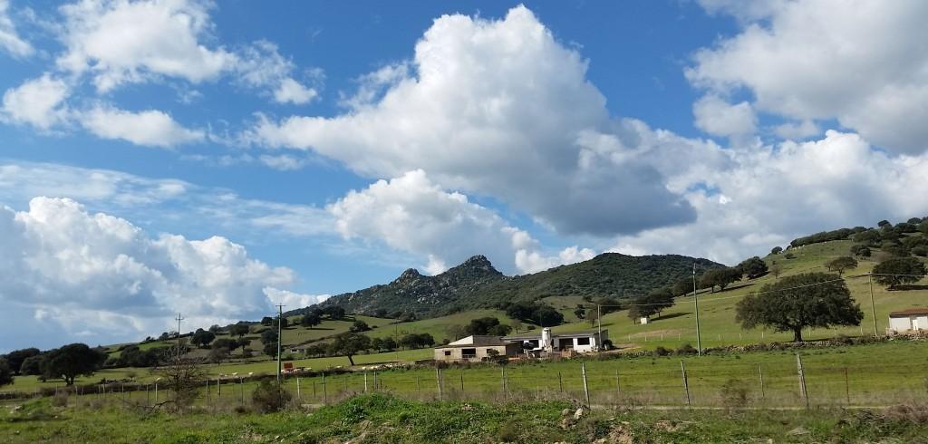 Sardinien, Landesinnere