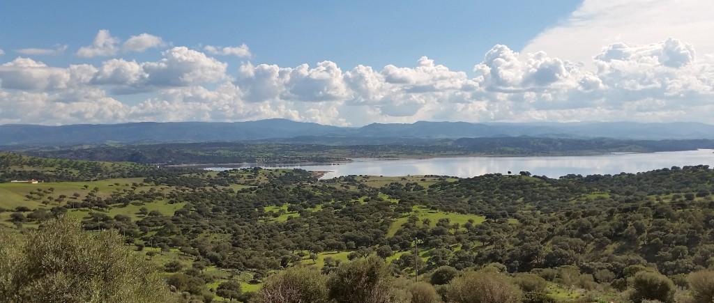 Lago del Coghinas, Sardinien