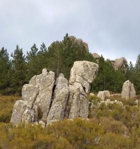 Monte Limbarda Sardinien