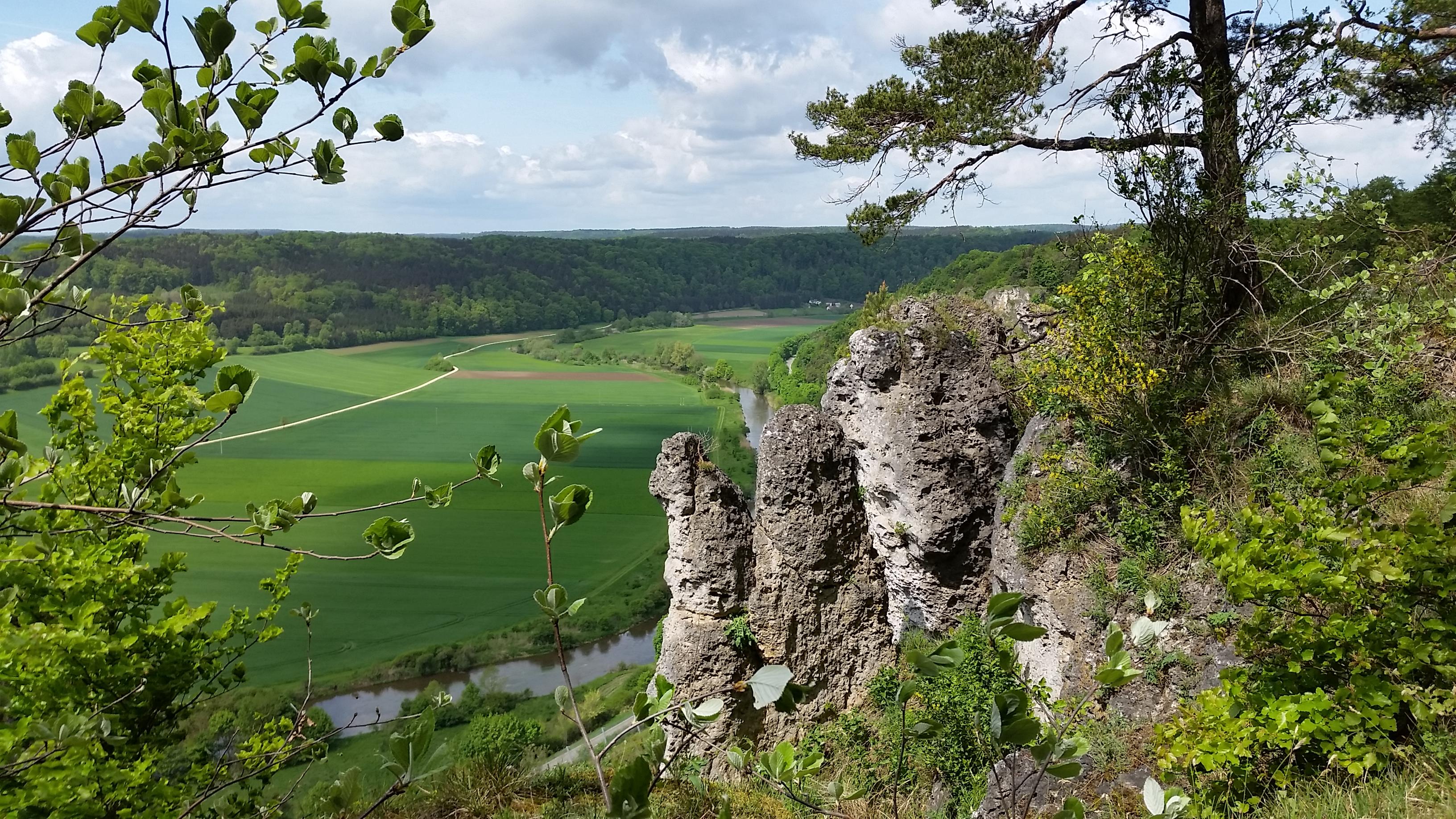 Arnsberger Leite - Altmühltal-Panoramaweg