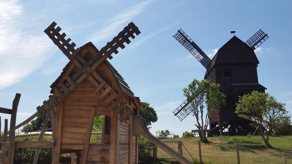 Bockwindmühle Werder (Havel)