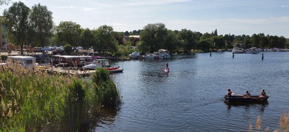 Bootverleih Werder an der Havel