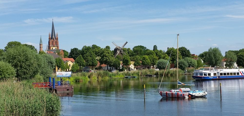Werder an der Havel in Brandenburg