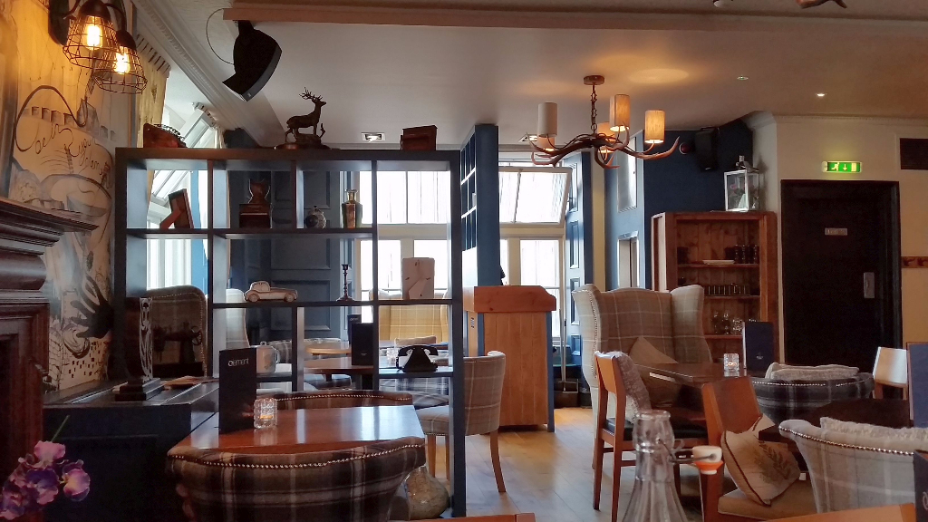 Element Bar Edinburgh