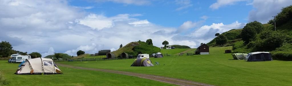 Oban Caravan and Camping Park