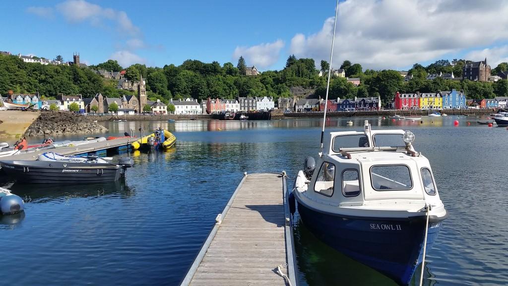 Tobermory - Isle of Mull