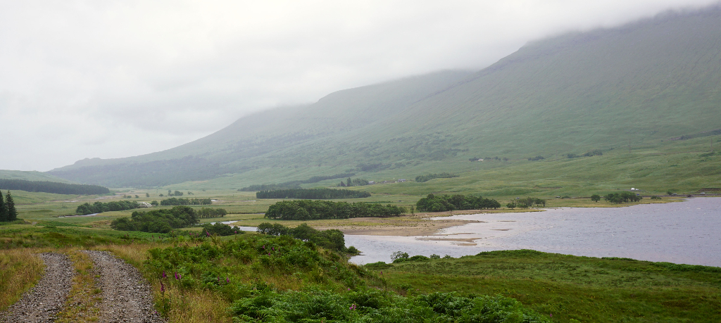 Glencoe Valley – Schottland – Bridge of Orchy