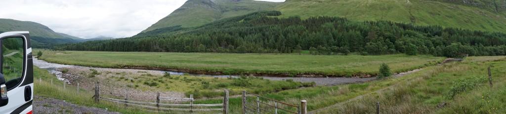 Glencoe Valley - Schottland - Rundreise - Camping (5)
