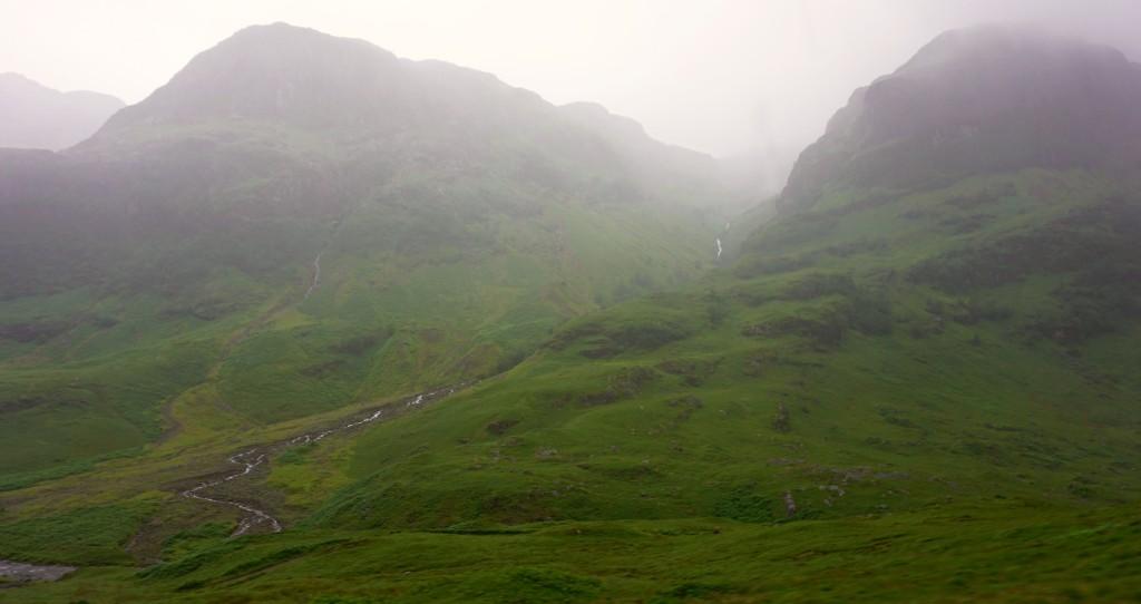 Glencoe Valley - Schottland - Rundreise - Camping (9)